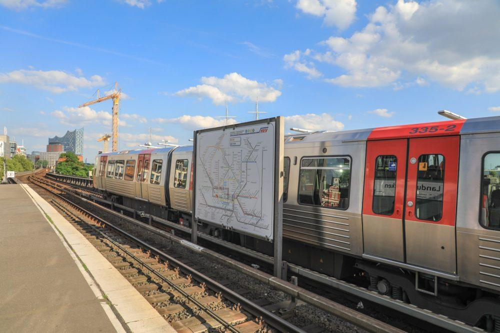 Vervoer in Hamburg