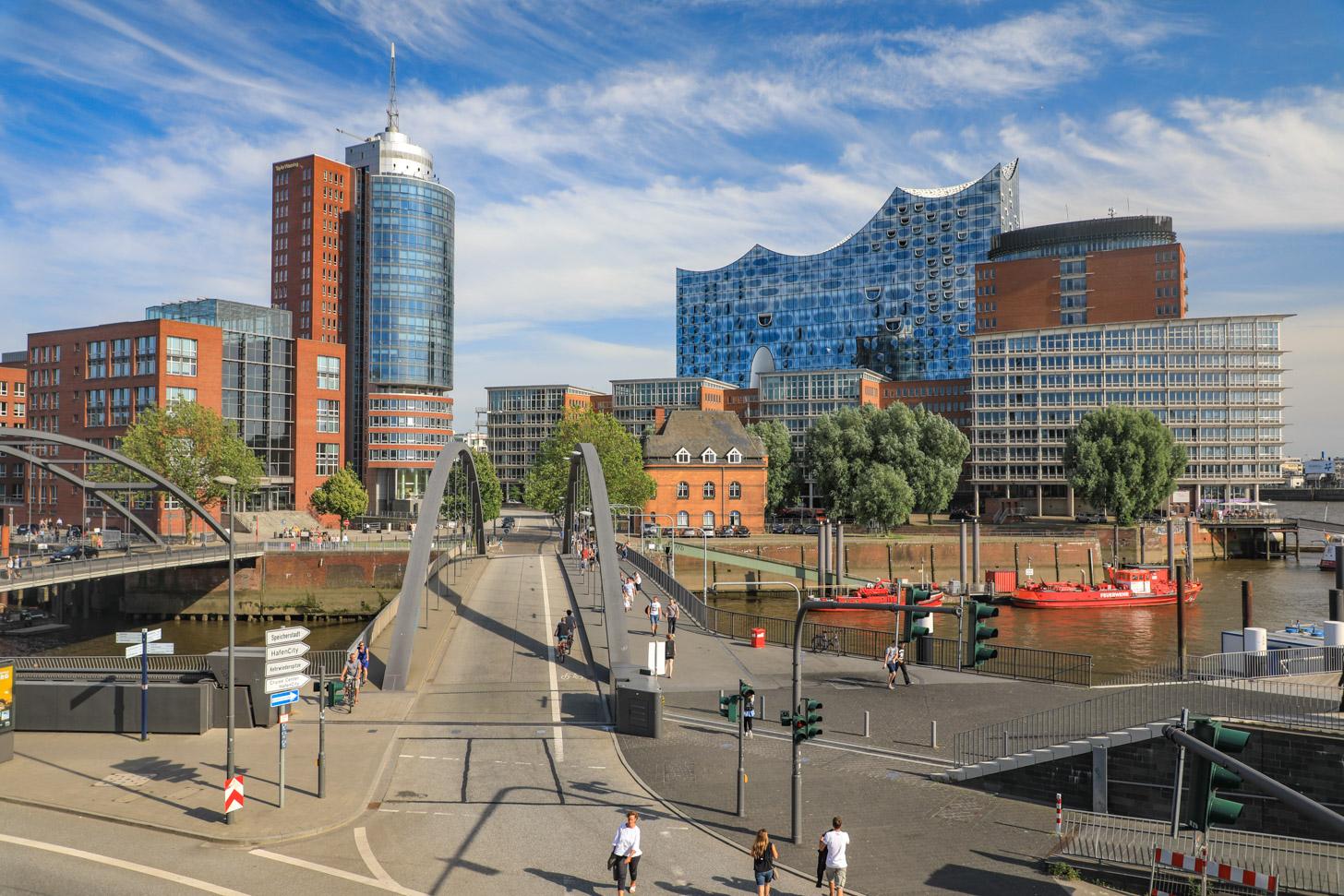 Hamburg tegenwoordig